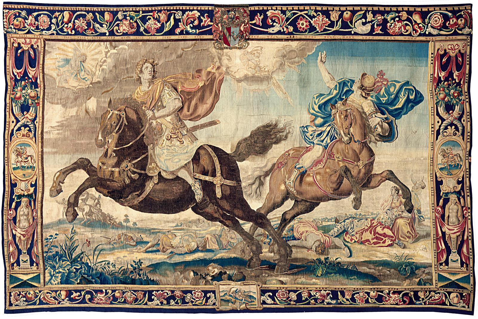 The Stapleford Park Tapestry