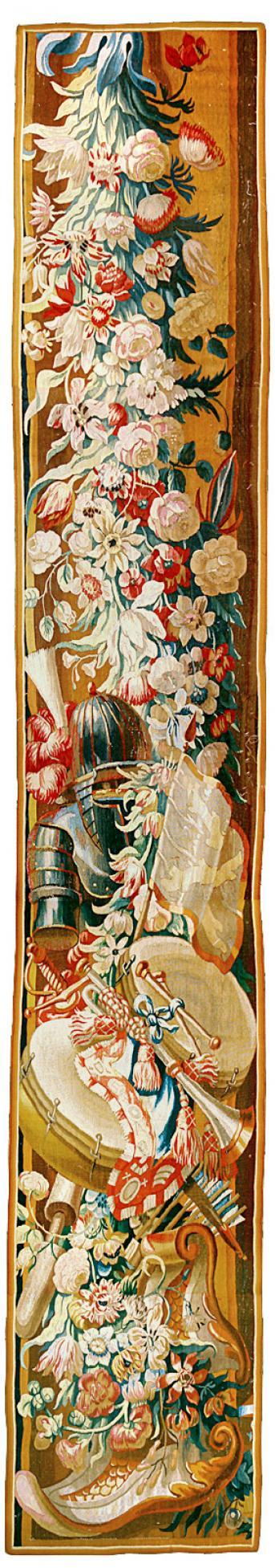 Baroque Tapestry Border Panel