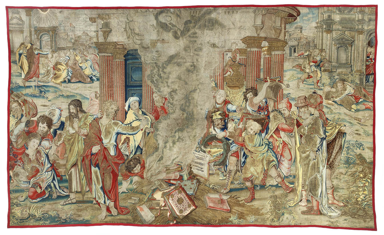 Henry VIII: the unseen tapestries